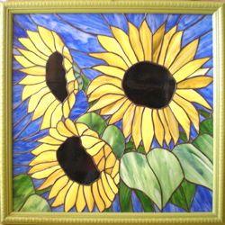 Keri Pena's Sunflowers